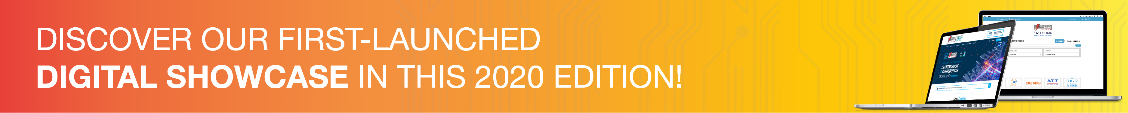 Discover our first-launched Digital Showcase in this 2020 edition!